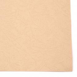 Carton 230 g / m2 gofrat A4 (21x 29,7 cm) roz