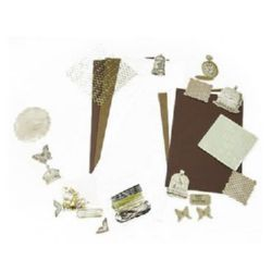 DIY Scrapbook cards 11.5 x 17 cm, 11.5 x 21 cm