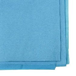 Tissue Paper for Decoration  Blue 50x65cm - 10 sheets