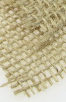 Natural Jute Burlap Ribbon Base for Application DIY Crafts Decorations, Embroidery A4 20x30 cm - 1 piece