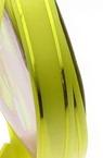 Лента панделка 12 мм жълта със злато -11 метра