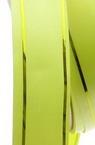 Лента панделка 18 мм жълта със злато -11 метра