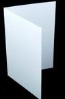 Card bases 10x15 cm color white 10 pieces
