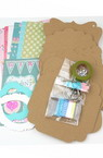 DIY Scrapbook Album Decoration with 6 pages Moment