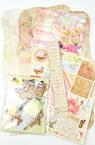 DIY Scrapbook Album Decoration with 4 pages Our Memories