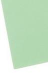 Хартия цветна 120 гр/м2 двустранна А4 (21/ 29.7 см) зелена бледо -10 листа