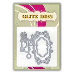 Decoration Cutting Dies Set 10.1x10.4 cm frame