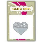 Cutting Die for Decoration 7.3x7.1 cm heart