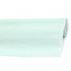 Креп хартия 50x230 см синя светло