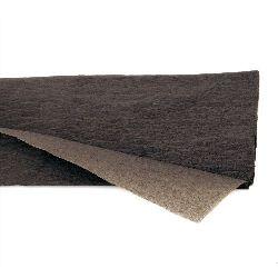 DIY Crepe paper fine 50x100 cm brown