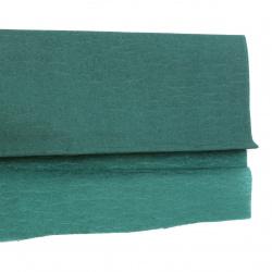 Fine crepe paper 50x200 cm color TEAL
