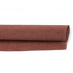 Crepe Paper for Decoration 50x230 cm cherry
