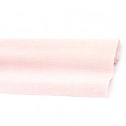 Crepe paper 50x230 cm pink