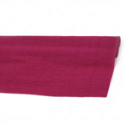 Crepe paper 50x230 cm purple