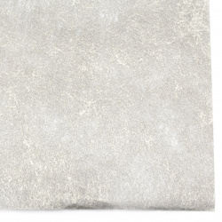 Gift Wrapping Paper 60x60 cm color silver