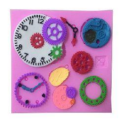 Ceasuri din formă de silicon / formă / 84x89x7mm