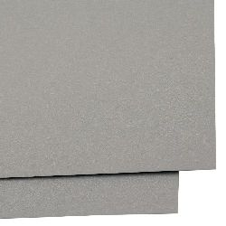 Cardboard pearl double sided 250 gr / m2 A4 (297x210 mm) gray -1 pc