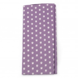 Tissue Paper Purple Pointed Decoration 50x65cm 10 sheets