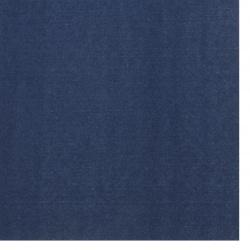 A4 suede paper 130 g / m2 blue -1 pc