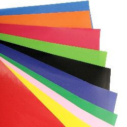 Glossy A4 paper 90 g / m2 Mixed Colors -10 sheets