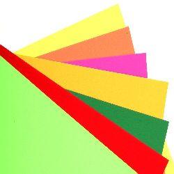 Χαρτόνι A4 250 g / m2 ηλεκτρίκ MIX χρώματα -10 φύλλα