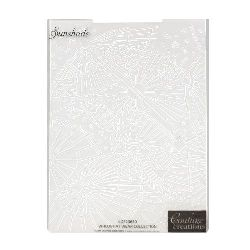 Μήτρα embossing folder 12,5x17,8 cm - Sunshade