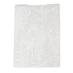Folder de relief 12,5x17,8 cm - cladire