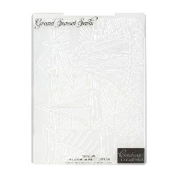Embossing Folder Decoration  12.5x17.8 cm -Grand Sunset Sails