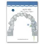 Щанца за изрязване 11x14.3 см арка