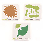 Decoration Cutting Dies Mixed Leaves from 13 mm to 66 mm
