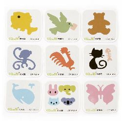 Decoration Cutting Dies Mixed Animals from 16mm to 60mm