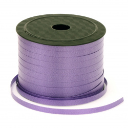 Ribbon Roll 5 mm purple dark -91 meters