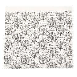 Designer paper for scrapbooking 20.9x20.8 cm embossed -1 sheet