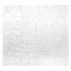 Hârtie Scrapbooking 12 inch (30,5 x 30,5 cm) perlă pe o singură față 160 g / m2 -1 foaie