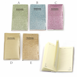 Notepad 95x170x10 mm - 80 sheets