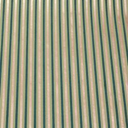 Дизайнерска индийска хартия 120 гр за скрапбукинг, арт и крафт 56x76 см Green and Gold HP02