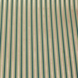 Scrapbooking Ινδικό χαρτί 120 g 56x76 cm Green and Gold HP02