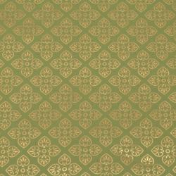 Hârtie florală fără sudură 120g pentru scrapbooking, artă și kraft foli de 56x76 cm print Gold onHP32