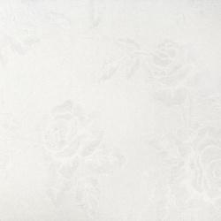Χαρτόνι περλέ μονής όψης ανάγλυφο με λουλούδια 250 g / m2 A4 (21x 29,7 cm) λευκό -1 φύλλο