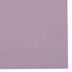 Pearl paper 120 g one-sided A4 (21 / 29.7 cm) violet -1 piece