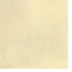 Χαρτί περλέ ανάγλυφο με τριαντάφυλλα 120 gr / m2 A4 μονής όψης (297x210 mm) κρεμ -1 κομμάτι
