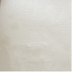 Pearl paper 120 g / m2 one-sided embossed with hearts A4 (21 / 29.7 cm) opal -1 piece