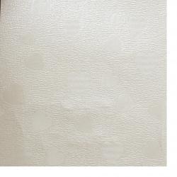 Хартия перлена 120 гр/м2 едностранна релефна със сърца А4 (21/ 29.7 см) опал -1 брой