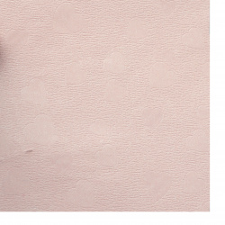 Хартия перлена 120 гр/м2 едностранна релефна със сърца А4 (21/ 29.7 см) розова -1 брой