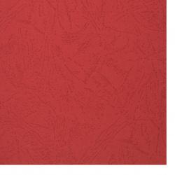 Хартия 110 гр/м2 релефна имитация на кожа А4 (21x 29.7 см) червена