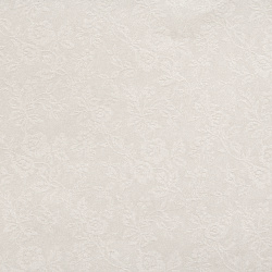 One-sided embossed pearl paper  with motif 120 g / m2 50x78 cm gray light -1 piece