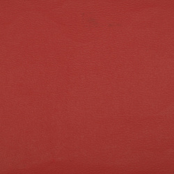 Leather paper 120 g / m2 textured one-sided 50x78 cm red -1 piece