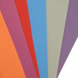 Hârtie kraft URSUS 40 cm x 4 metri 100 g / m2 culori asortate -1 bucată