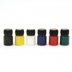 Акрилна боя DECOLA Невская палитра 6 цвята x 20 мл гланц