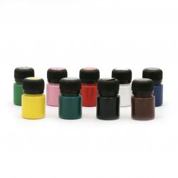Акрилна боя DECOLA Невская палитра 9 цвята x 20 мл гланц